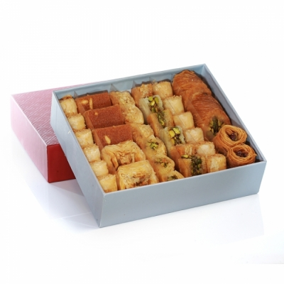 Mixed Baklava Box 0.5kg